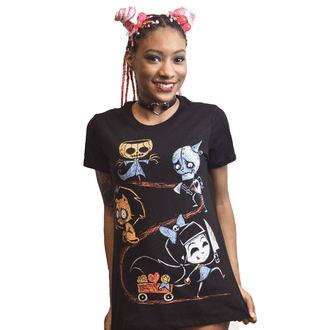 t-shirt hardcore women's - Off to See The Wizard - Akumu Ink, Akumu Ink