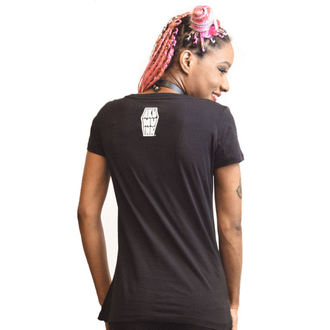 t-shirt hardcore women's - Work in Progress Scoop - Akumu Ink, Akumu Ink