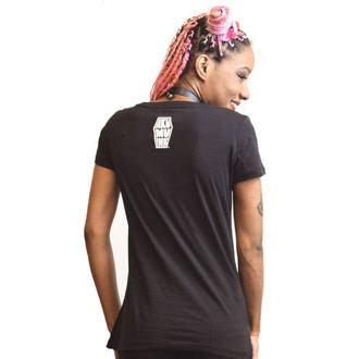 t-shirt hardcore women's - Bone Collector - Akumu Ink, Akumu Ink
