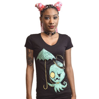 t-shirt hardcore women's - Mr. Octopoda - Akumu Ink, Akumu Ink