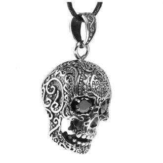 Collar ETNOX - Black Eyed Skull, ETNOX