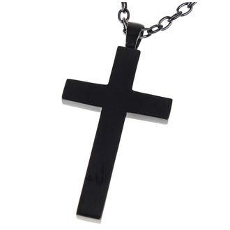 collar ETNOX - Big Plain Cross - SK4101B
