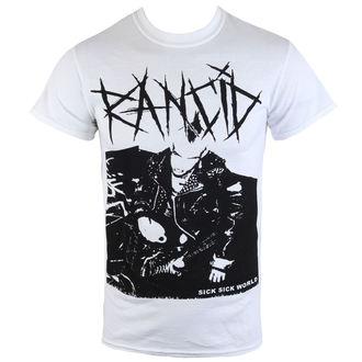t-shirt metal men's Rancid - Sick World - Buckaneer, Buckaneer, Rancid