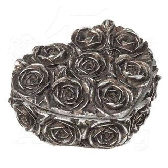 Decoration (jewelry box) ALCHEMY GOTHIC - Rose Heart, ALCHEMY GOTHIC
