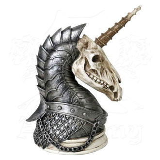 Decoration (unicorn) ALCHEMY GOTHIC - Geistalon Unicorn Skull, ALCHEMY GOTHIC