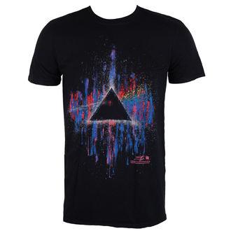 t-shirt metal men's Pink Floyd - DSOTM Pink Splatter - ROCK OFF, ROCK OFF, Pink Floyd