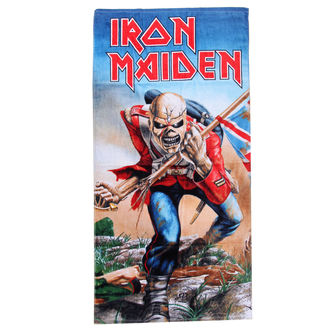 Towel Iron Maiden The Trooper, Iron Maiden