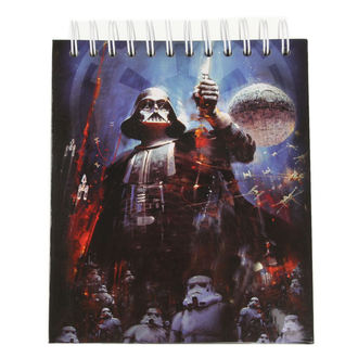 Writing notepad STAR WARS - CHARACTERS - LOW FREQUENCY, LOW FREQUENCY