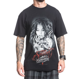 t-shirt hardcore men's - THE MACHINE - SULLEN - SCM0135_BK