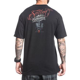 t-shirt hardcore men's - THE MACHINE - SULLEN - SCM0135_BK