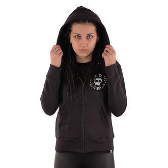 hoodie women's - Pentagram - METAL CHICKS DO IT BETTER, METAL CHICKS DO IT BETTER