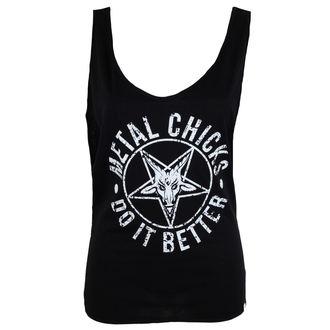 top women's METAL CHICKS DO IT BETTER - Pentagram, METAL CHICKS DO IT BETTER