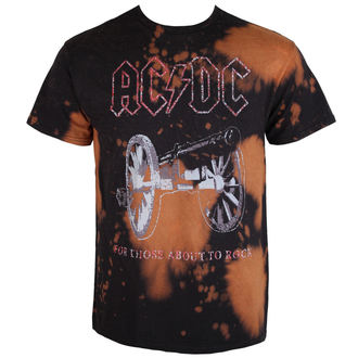 t-shirt metal men's AC-DC - About to Rock - BAILEY, BAILEY, AC-DC