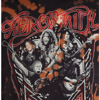 t-shirt metal men's Aerosmith - Tour 2014 - BAILEY, BAILEY, Aerosmith