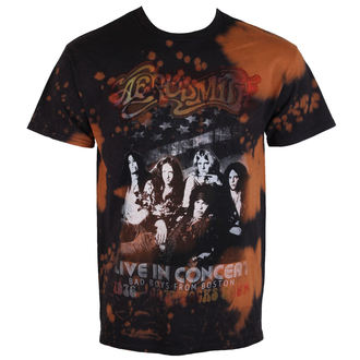 t-shirt metal men's Aerosmith - Bad Boys Boston - BAILEY, BAILEY, Aerosmith