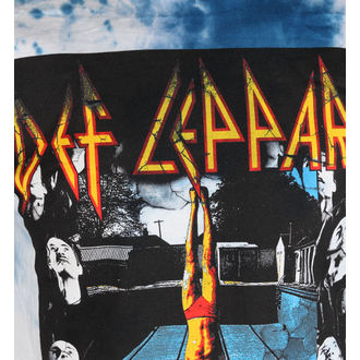 t-shirt metal men's Def Leppard - High N Dry - BAILEY, BAILEY, Def Leppard