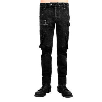 Pants men's PUNK RAVE - Predator - K-224_B
