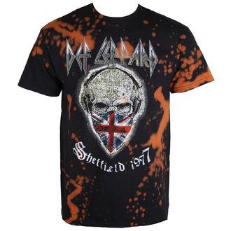 t-shirt metal men's Def Leppard - Sheffielf - BAILEY, BAILEY, Def Leppard