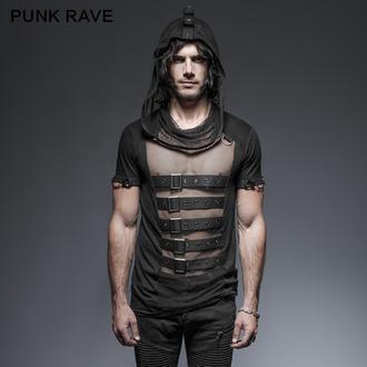T-shirt men's PUNK RAVE - Toreador