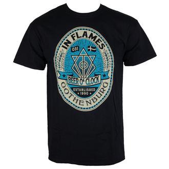 t-shirt metal men's In Flames - Beer o' clock - NUCLEAR BLAST, NUCLEAR BLAST, In Flames