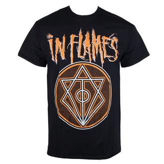 t-shirt metal men's In Flames - Vintage circle - NUCLEAR BLAST, NUCLEAR BLAST, In Flames