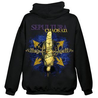hoodie men's Sepultura - Chaos A.D. - NUCLEAR BLAST, NUCLEAR BLAST, Sepultura