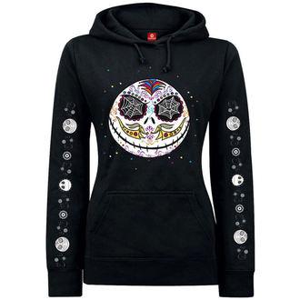 hoodie women's Nightmare Before Christmas - Sugarskull Dots - NIGHTMARE BEFORE CHRISTMAS - NPO33326