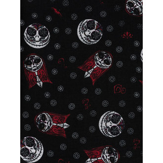Kerchief Nightmare Before Christmas - Jack & Sally