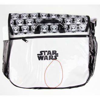 bag STAR WARS - STORMTROOPER - BIOWORLD - DAMAGED