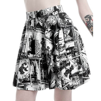 Skirt women's KILLSTAR - Tarot No Prediction, KILLSTAR