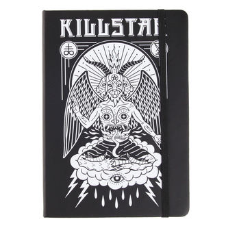 Writing notepad KILLSTAR - In Like Sin, KILLSTAR