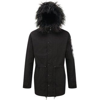 spring/fall jacket women's unisex - Nekropolis Parka - KILLSTAR