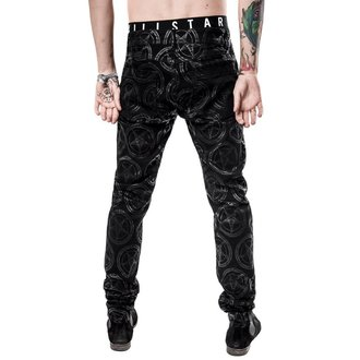 Pants men's KILLSTAR - Baphomet Reaper Denim, KILLSTAR