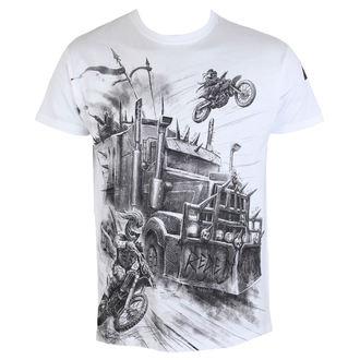 t-shirt men's - Wasteland TRUCK - ALISTAR - ALI321
