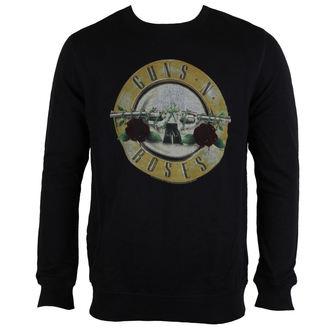 sweatshirt (no hood) men's Guns N' Roses - Drum - AMPLIFIED, AMPLIFIED, Guns N' Roses