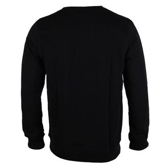 sweatshirt (no hood) men's David Bowie - NAME LOGO - AMPLIFIED, AMPLIFIED, David Bowie