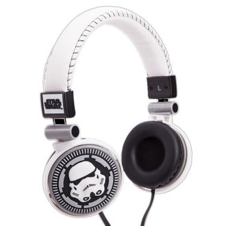 headphones Star Wars - Storm Trooper - WHT