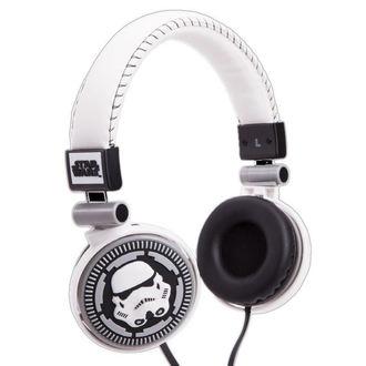 headphones Star Wars - Storm Trooper - WHT, NNM