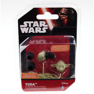 headphones Star Wars - Yoda - Green