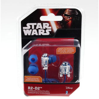 headphones Star Wars - R2-D2 - Wht / Blue