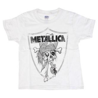 t-shirt metal men's children's Metallica - Pirate -, Metallica