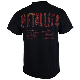 t-shirt metal men's Metallica - M Load -, Metallica