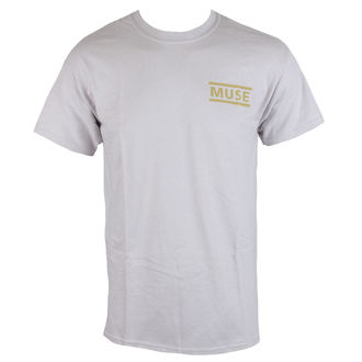 t-shirt metal men's Muse - Psycho Ice -, Muse