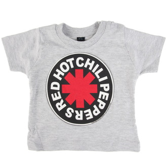t-shirt metal men's children's Red Hot Chili Peppers - Logo in Circle - - PRO059