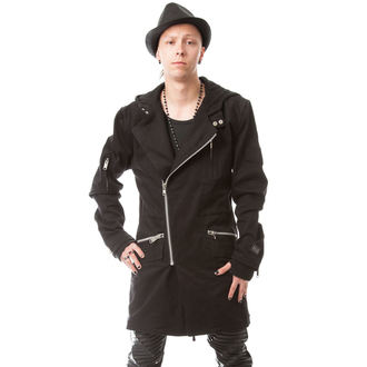 Coat men's VIXXSIN - Crossroad - Black, VIXXSIN