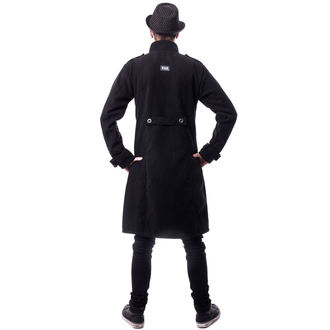 Coat men's VIXXSIN - Jaxon - Black, VIXXSIN