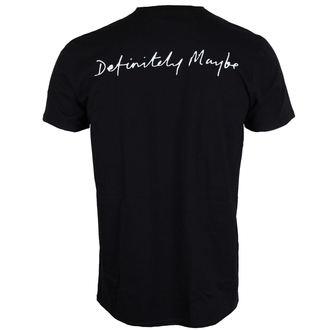 t-shirt metal men's Oasis - Black Logo - LIVE NATION, LIVE NATION, Oasis