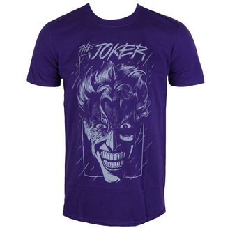 film t-shirt men's Batman - The Joker - LIVE NATION, LIVE NATION