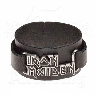 Bracelet Iron Maiden - ALCHEMY GOTHIC - Logo, ALCHEMY GOTHIC, Iron Maiden