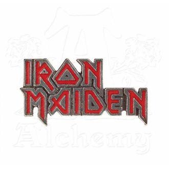 Tack Iron Maiden - ALCHEMY GOTHIC - Enamel Logo - PC505